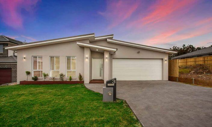 New Home Schofields
