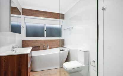 New Home Schofields Bathroom