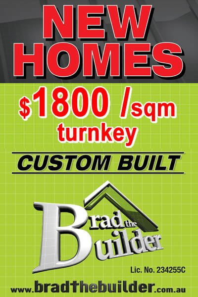 New Homes from 1800 dollar per sqm